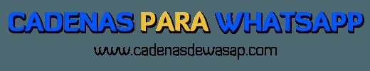Logo Cadenas de WhatsApp