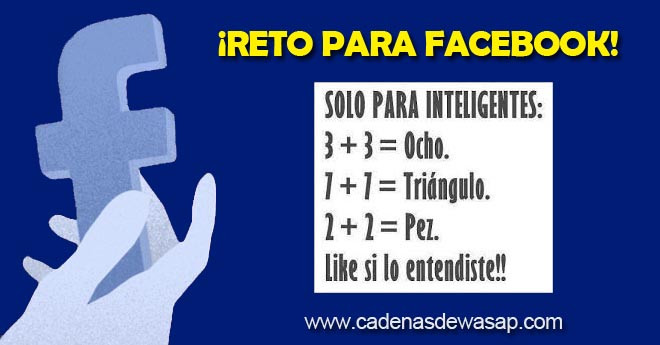 Reto Facebook inteligentes